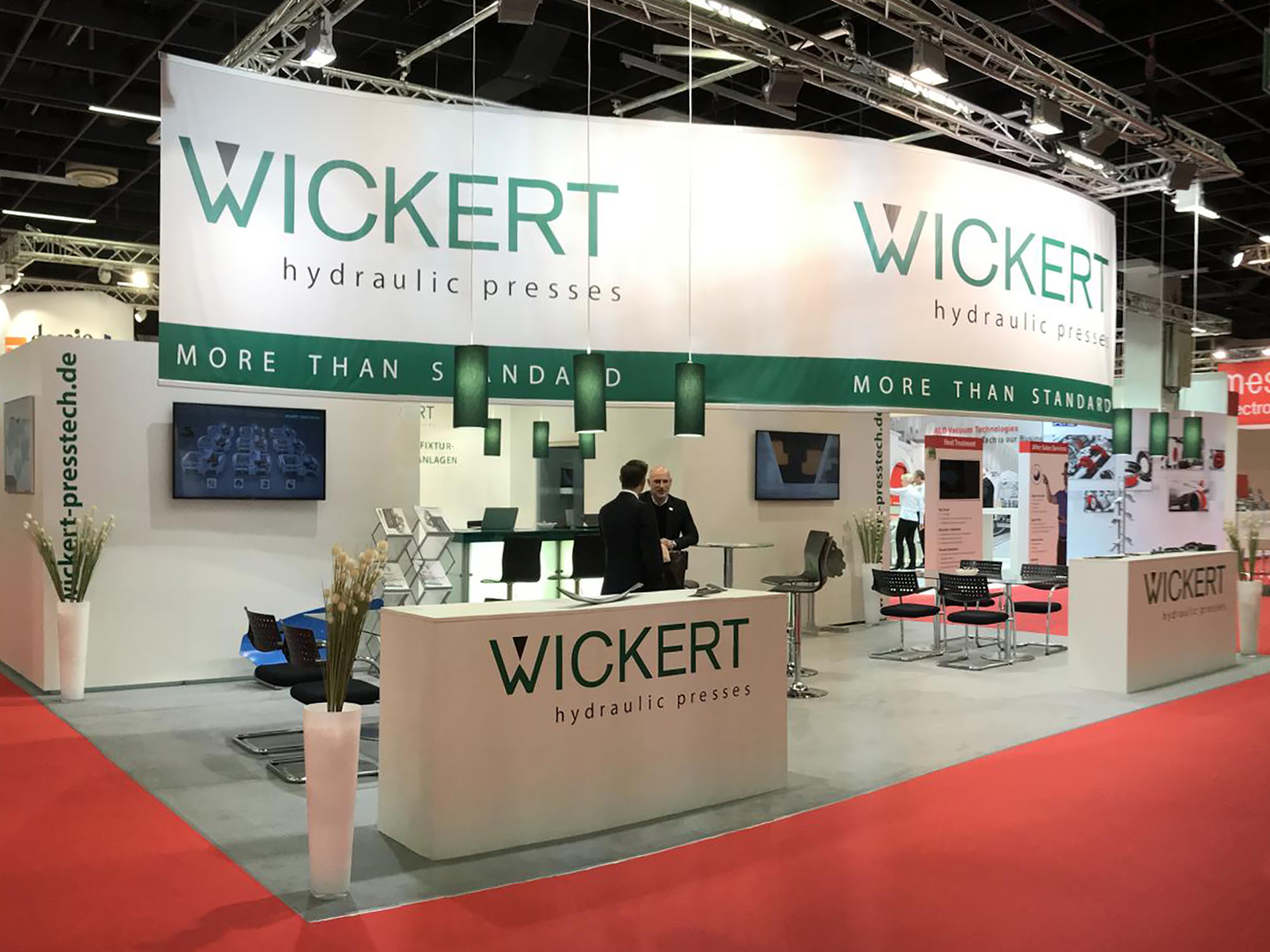 Messeherbst-2019_Messestand_Wickert_HK_2019
