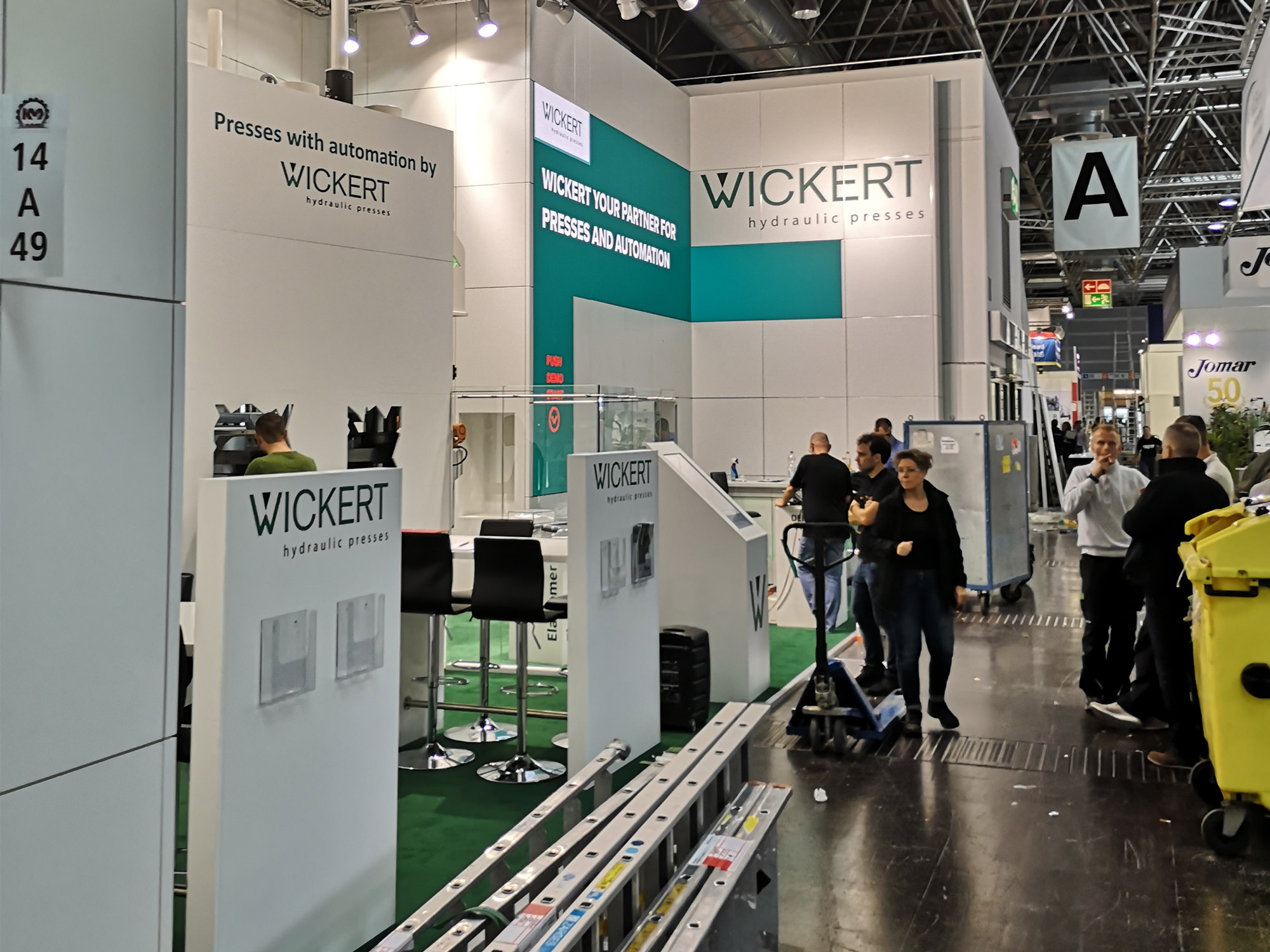 Messeherbst-2019_Messestand_Wickert_K_2019-4